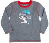 Hatley Hangin Out Graphic Long Sleeve Tee (Toddler, Little Boys, & Big Boys)