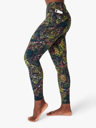 Sweaty Betty Power Gym Leggings, Black Heather