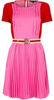 Juicy Couture colour block dress