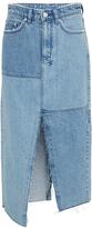 Ksubi Pip Patchwork Skirt