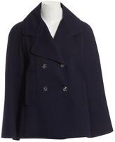 Jean Louis Scherrer Jean-louis Scherrer Navy Wool Jacket for Women