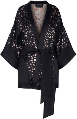 Coleman Louise Bonsai Silk Kimono