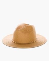 Chico's Indie Neutral Shine Hat