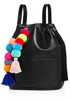 Street Level Callie Pom-Pom Backpack