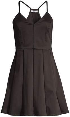 Parker Juliet Seamed A-Line Dress