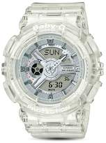 Casio G-Shock Clear Dial Digital Watch, 43.4mm