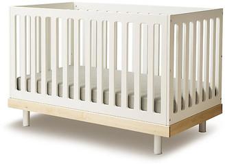 Oeuf Classic Crib - Natural/White