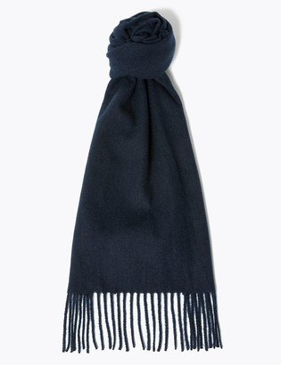 Marks and Spencer Woven Tassel Scarf