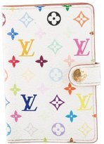 Louis Vuitton Multicolore Mini Agenda Cover