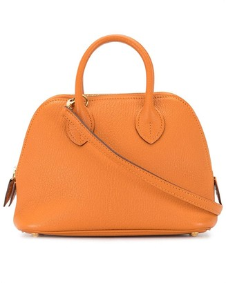 Hermes 2019 pre-owned mini Bolide 1923 tote