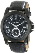 A Line a_line Women's AL-80022-BB-01 Amare Analog Display Japanese Quartz Black Watch