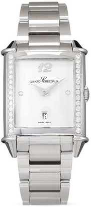 Girard Perregaux Pre-Owned 2019 pre-owned Vintage 1945 28mm