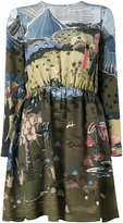 Valentino Jungle Of Delight dress - women - Silk - 38