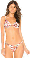 Somedays Lovin Dancing Tides Wire Bikini Top