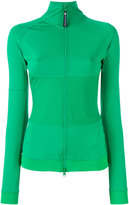 adidas by Stella McCartney zip down sweatshirt