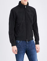 Armani Jeans Stand-collar shell jacket