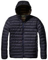 Scotch & Soda Quilted Hood Jacket, Night