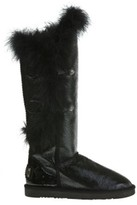 Australia Luxe Collective Nordic Feather X-Tall in Black
