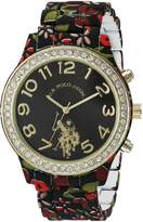 U.S. Polo Assn. Women's Quartz Metal and Alloy Watch