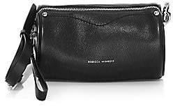 Rebecca Minkoff Women's Barrel Leather Crossbody Bag