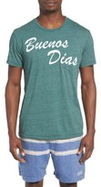 Sol Angeles Men's Buenos Dias Graphic Pocket T-Shirt