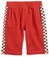 Tea Collection Off to the Races Cotton Short (Toddler Boys & Little Boys)