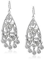 Nina Calico Drop Earrings