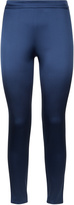 Essentials Bi-Stretch Silk Leggings