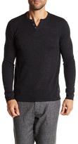 Autumn Cashmere Split Collar Cashmere Sweater