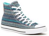 Converse Chuck Taylor High Top Jacquard Sneaker (Unisex)