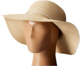 Hat Attack Fine Braid Sunhat with Tubular Cord Trim