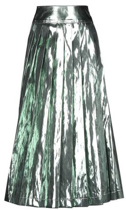 ARTHUR ARBESSER 3/4 length skirt