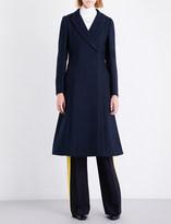 Stella McCartney Vivienne double-breasted wool-blend coat