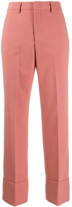 Closed Stew high-waisted trousers