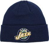 adidas Utah Jazz Cuff Knit Hat