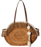 Sam Edelman Isabella Straw Tote Tote Handbags
