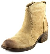Billabong Simple Sandz Women Round Toe Suede Brown Bootie.