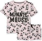 Disney Minnie Mouse Women's Pyjama Sets,Medium (Manufacturer Size: 14-16)