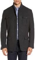 Corneliani Men's 'Id' Wool Jacket