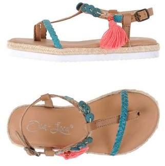 Oca-Loca Toe post sandal