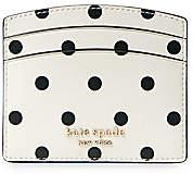 Kate Spade Women's Spencer Cabana Dot Card Holder