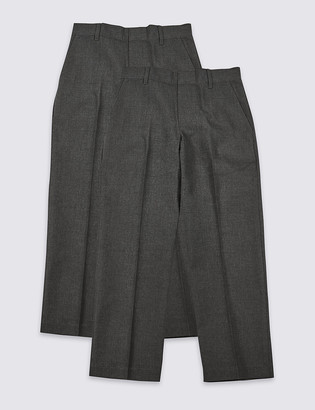 Marks and Spencer 2 Pack Boys' Adaptive Trousers