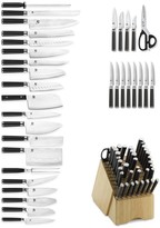 Shun Classic 34-Piece Knife Block Set