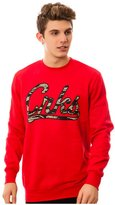 Crooks & Castles Mens The Crks Tiger Camo Sweatshirt Xl