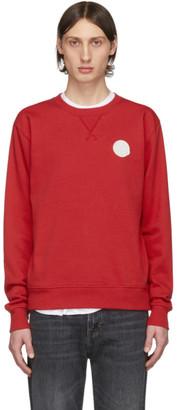 Tiger of Sweden Red Deniz Sweatshirt