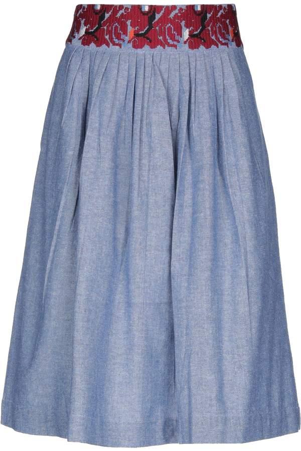 & HARPER Knee length skirts