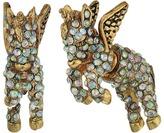 Betsey Johnson Pegasus Post Earrings Earring