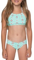 O'Neill Toddler Girl's Two-Piece Swimsuit