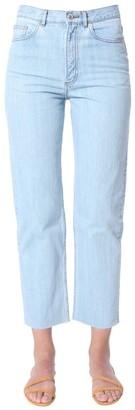 A.P.C. Alan Straight-Leg Jeans