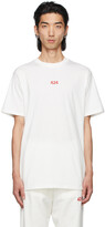 Thumbnail for your product : 424 White Logo T-Shirt